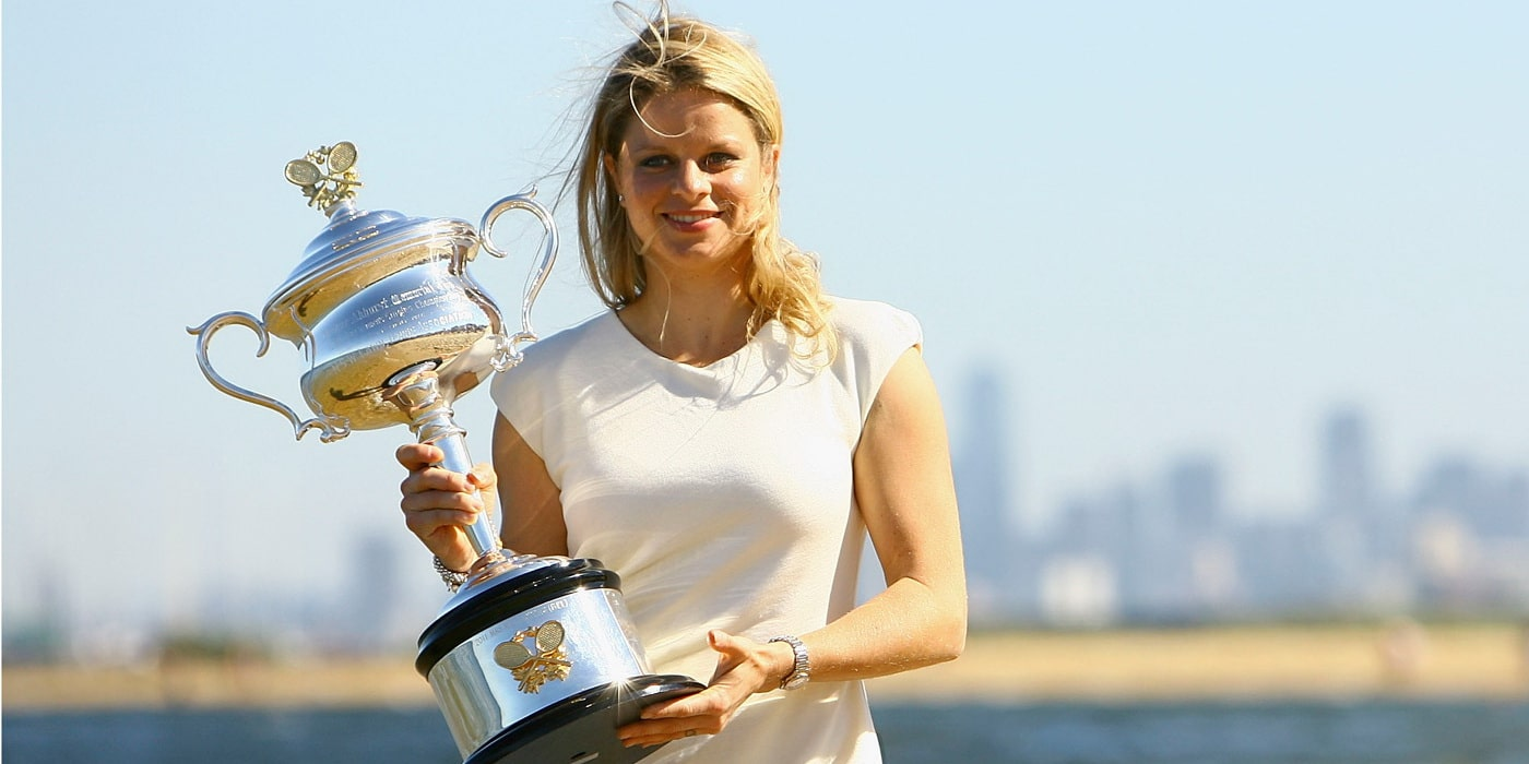 an analysis of the career of kim clijsters a tennis player 2003 - kim clijsters became the new world no 1 in women's tennis, outlasting lindsay davenport 6-1, 3-6, 6-1 to win the jpmorgan chase.