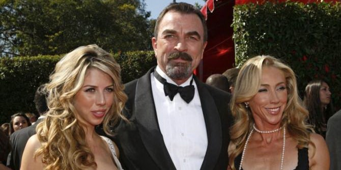 Jacqueline ray her son and quick facts about tom selleck for Tom selleck jacqueline ray wedding