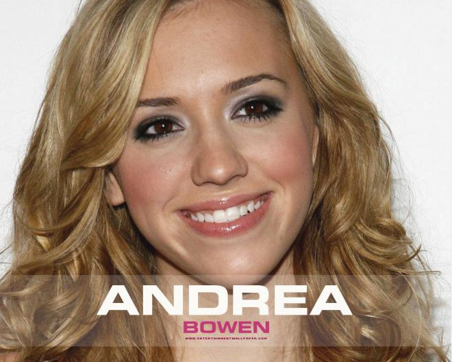 Andrea Bowen Net Worth
