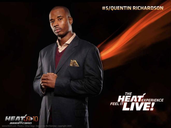 Quentin Richardson Net Worth