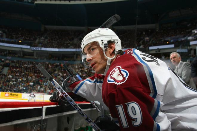 Joe Sakic Net Worth