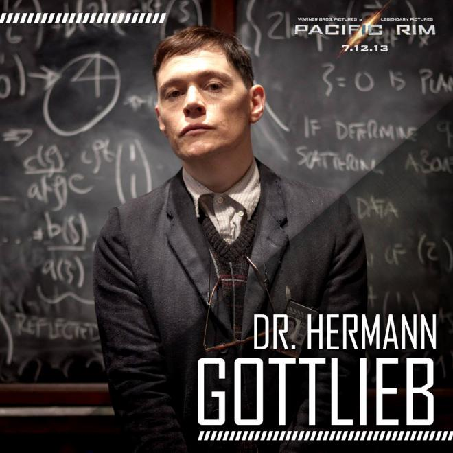Burn Gorman Net Worth