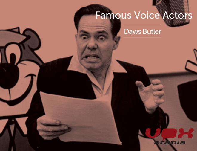 Daws Butler Net Worth