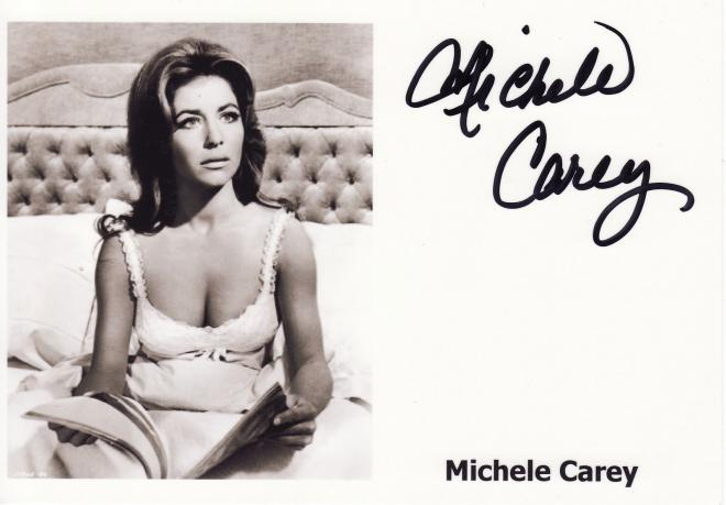 Michele Carey Net Worth