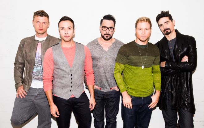 The Backstreet Boys Net Worth
