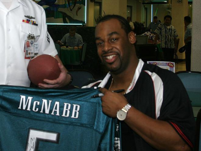 Donovan McNabb Net Worth