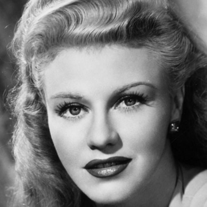 Ginger Rogers Net Worth