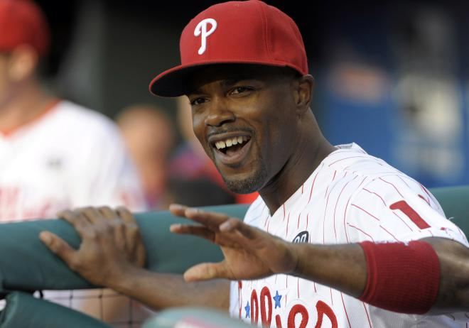 Jimmy Rollins Net Worth