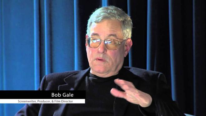Bob Gale Net Worth