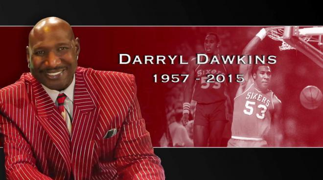 Darryl Dawkins Net Worth