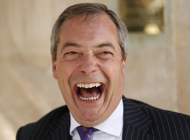 Nigel Farage Net Worth