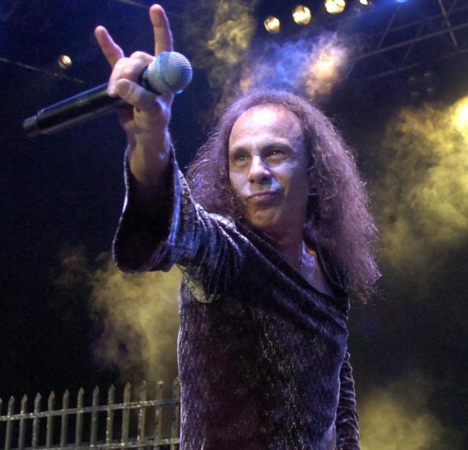 Ronnie James Dio Net Worth