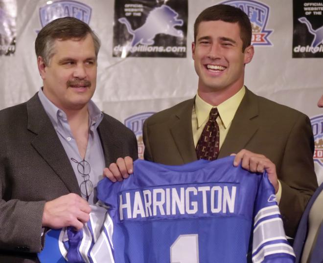 Joey Harrington Net Worth
