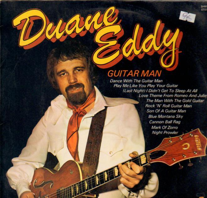 Duane Eddy Net Worth