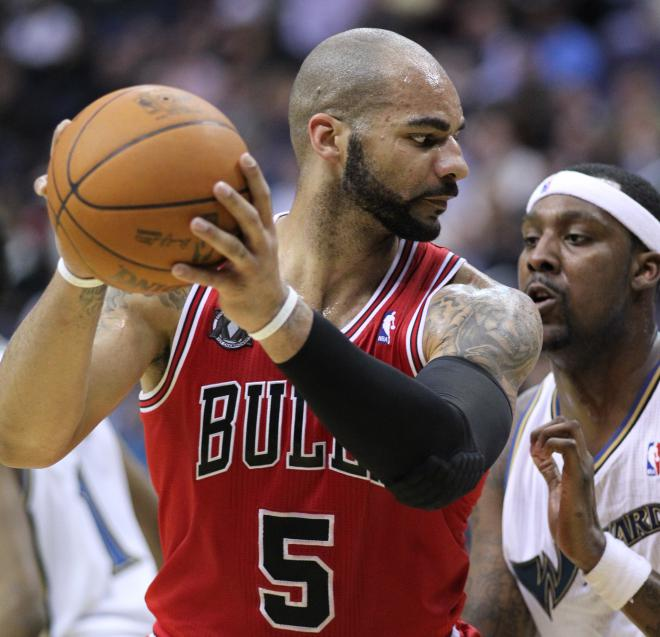 Carlos Boozer Net Worth