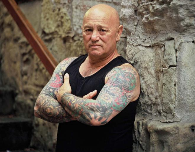 Angry Anderson Net Worth