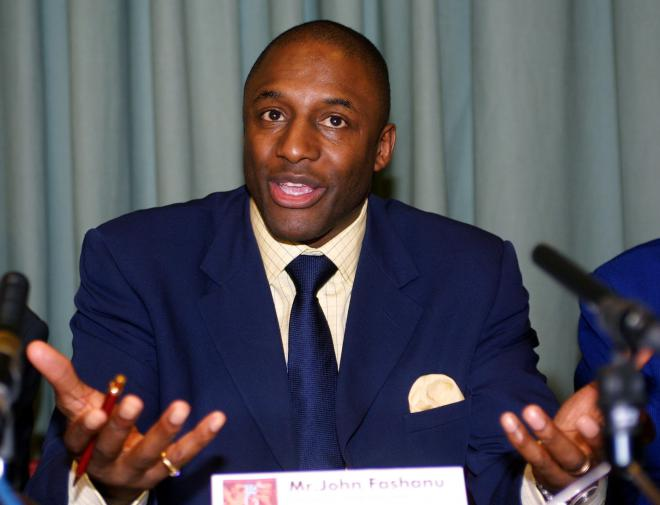 John Fashanu Net Worth