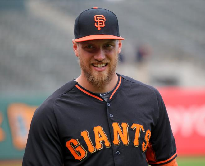 Hunter Pence Net Worth