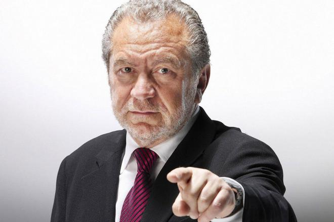Alan Sugar - Net Worth in 2015