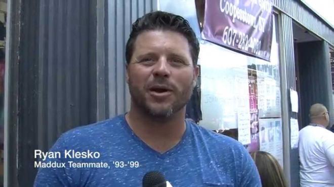 Ryan Klesko Net Worth