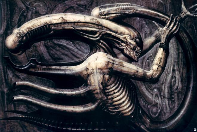 H.R. Giger Net Worth