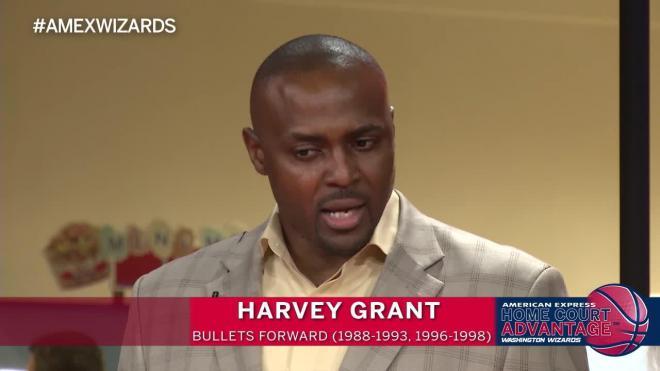 Harvey Grant Net Worth