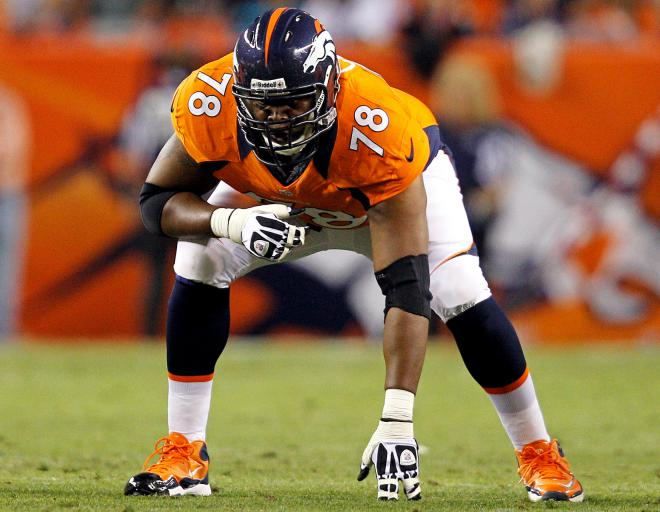 Ryan Clady Net Worth