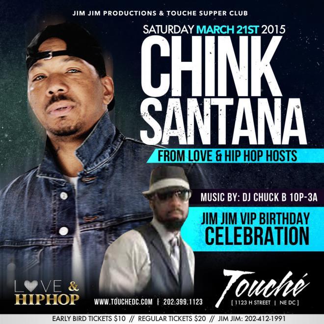 Chink Santana Net Worth