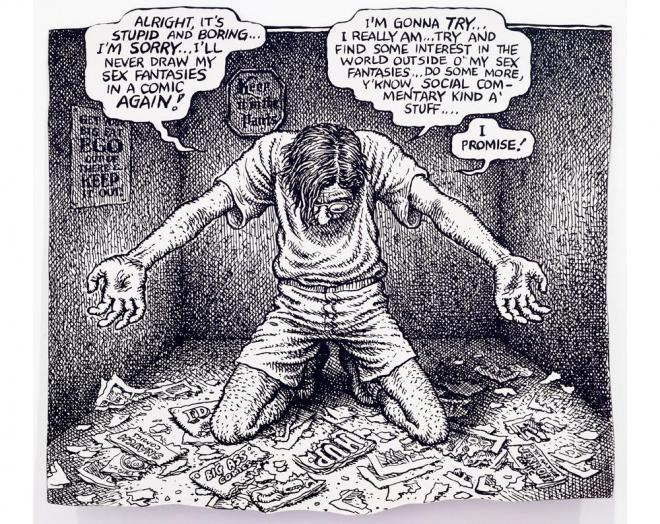 Robert Crumb Net Worth