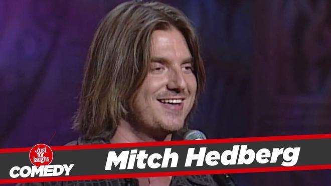 Mitch Hedberg Net Worth