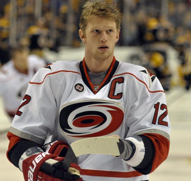 Eric Staal Net Worth