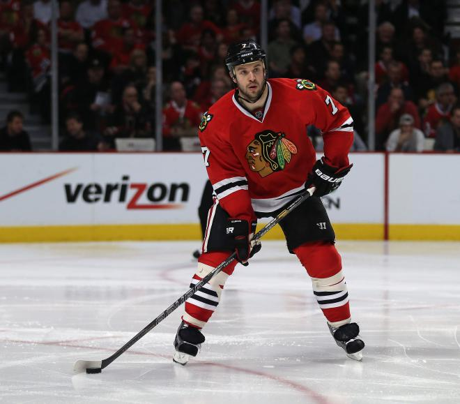 Brent Seabrook Net Worth