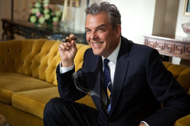 Danny Huston Net Worth 2018: Wiki, Married, Family, Wedding