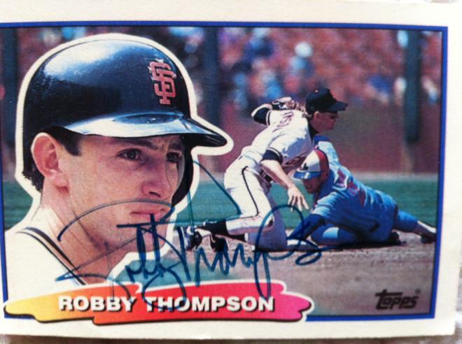 Robby Thompson Net Worth