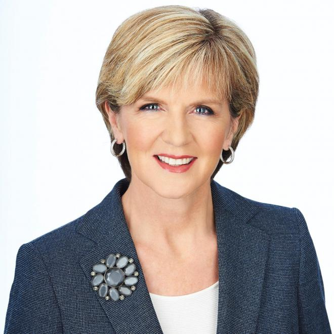Julie Bishop Net Worth