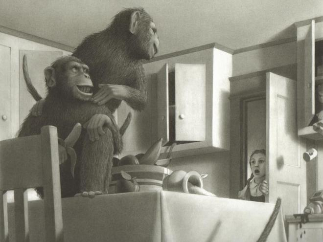 Chris Van Allsburg Net Worth