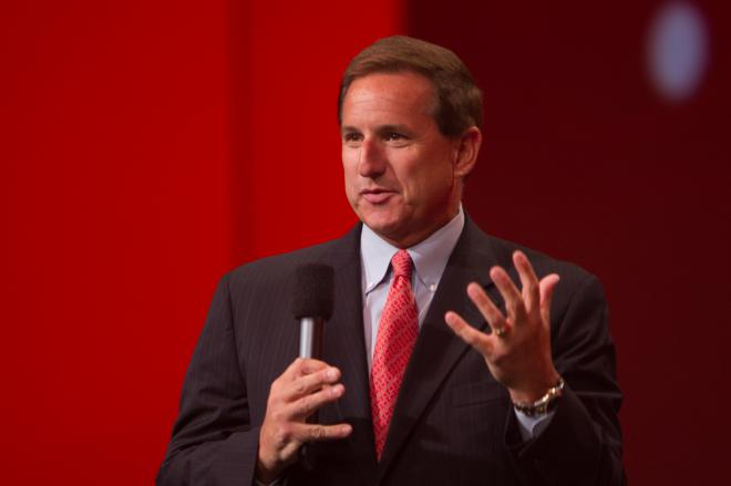 Mark Hurd Net Worth