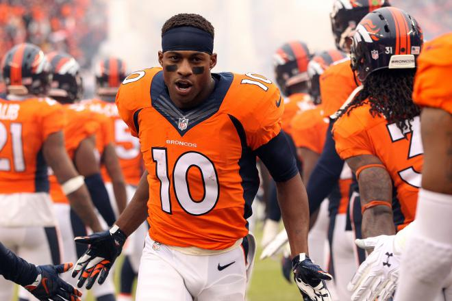 Emmanuel Sanders Net Worth