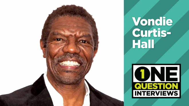 Vondie Curtis-Hall Net Worth