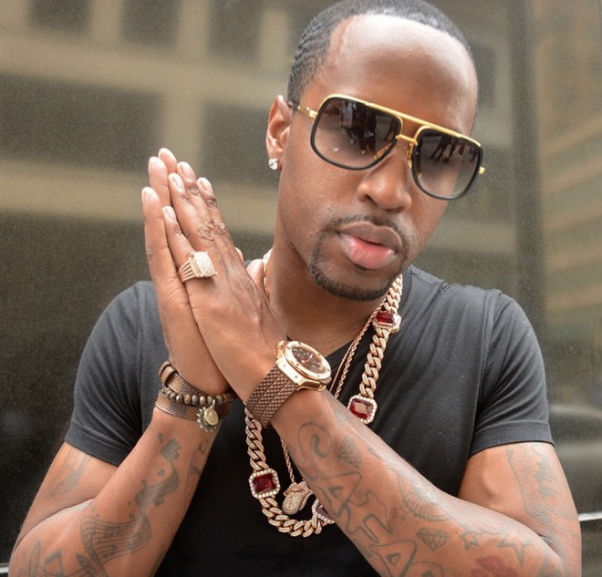 Safaree Samuels Net Worth