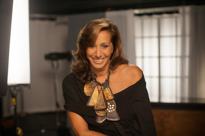 Donna Karan Fashion Designer Biography