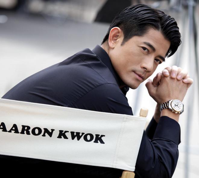 Aaron Kwok Net Worth