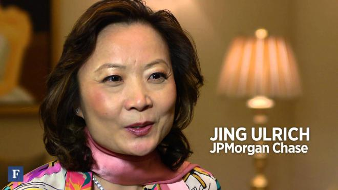 Jing Ulrich Net Worth
