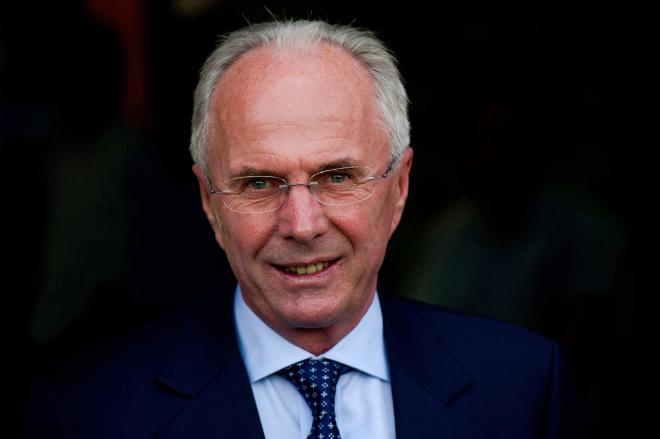Sven-Goran Eriksson Net Worth