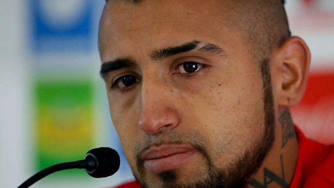 Arturo Vidal Net Worth