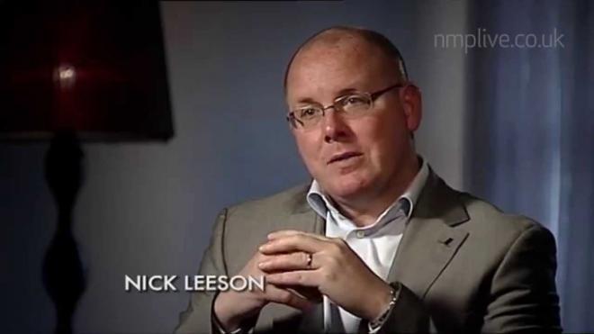 Nick Leeson Net Worth