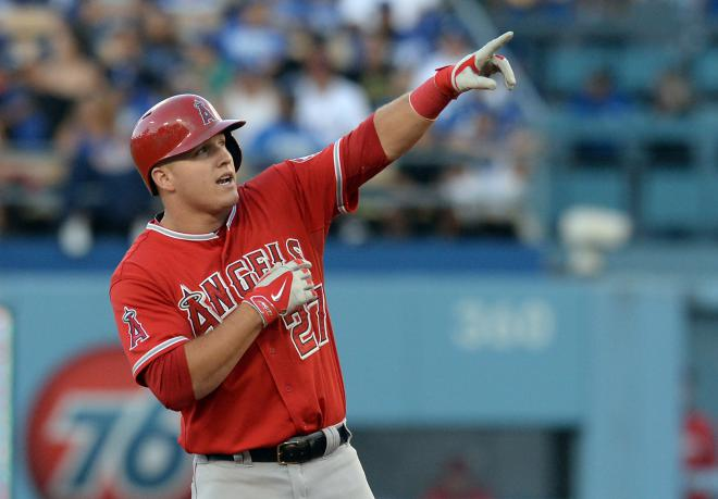Mike Trout Net Worth