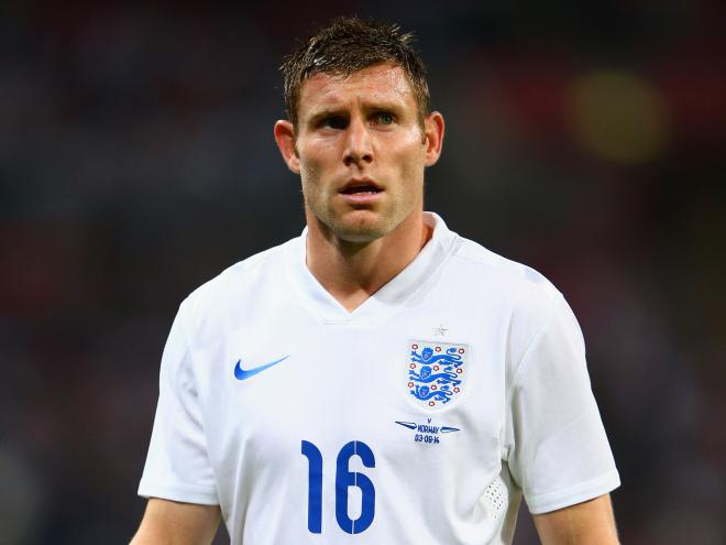 James Milner Net Worth