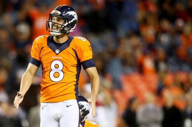 Brandon McManus Net Worth