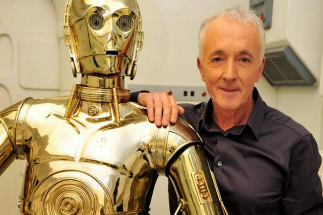 Anthony Daniels Net Worth